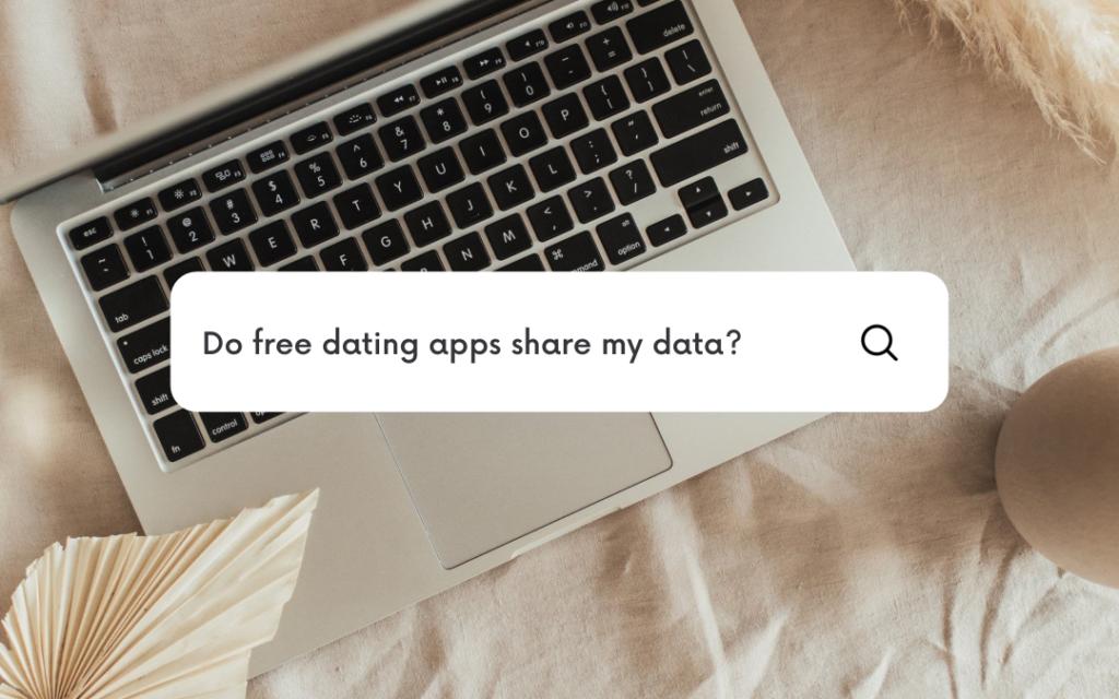 Do apps share data?